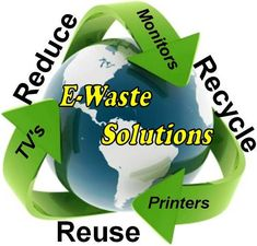 •While e-waste cannot be prevented, environmental consequences have driven government policies to explore alternative solutions such as the reuse and/or recycling of older electronics.