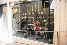 Quin local candy shop