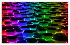 3d wallpaper 3d wallpapers tatoos pinterest wallpaper 3d colorful hexagons wallpaper voltagebd Gallery