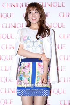 Park Bo Young CLINIQUE Cafe \'Chubby Lounge\' Launching