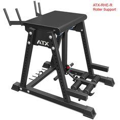 Der ATX® Hyper Extension ist ein effektives Trainingsgerät das sowohl im Leistungssport, wie auch in der Prävention und Rehabilitation eingesetzt werden kann. Mehr Details finden Sie hier: http://www.megafitness-shop.info/Kraftsport/Kraftgeraete-Uebersicht/HyperextensionRueckenstrecker/ATX-Reverse-Hyper-Extension--3819.html