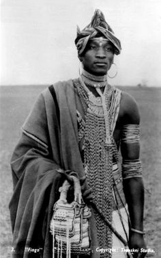 Xhosa young man- S.A/Mandela's Tribe …