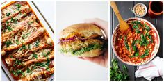 29 Vegetarian Recipes That Won't Have You Missing Meat Healthy Veg Recipes, Best Vegetarian Recipes, Vegetarian Recipes Dinner, Vegetarian Cooking, Cooking Recipes, Healthy Foods, Pasta Recipes, Yummy Recipes