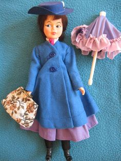 Mary Poppins doll 1960s