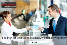 You Plan for your Good Business, we plan for your Easy Visa #visa #business