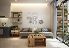 Small+Modern+Apartment+Design+With+Asian+And+Scandinavian+Influences