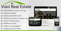 Viavi Real estate made simple is a lightning fast and light weight PHP script. Viavi Real estate agents work with property buyers or sellers and help them navigate the compl. Slider Images, Property Buyers, Proxy Server, Rental Listings, Social Icons, Property Search, Make It Simple, Real Estate, Coding