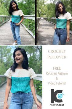 Crochet Halter Tops, Crochet Skirts, Crochet Blouse, Crochet Clothes, Diy Clothes, Knit Crochet, Crochet Shawl, Free Crochet, Crochet Slipper Pattern