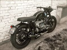 Inazuma café racer: R65 by BR Moto