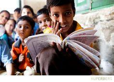 anna kuperberg in India