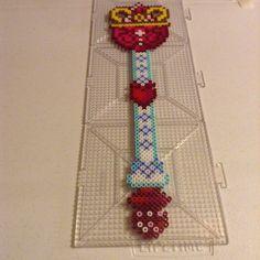 Sailor Moon perler beads by draventhefallen