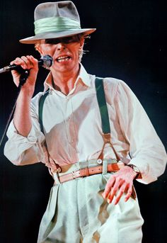 Indiana Bowie and the Raiders of the Lost Glam