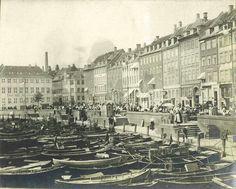 Gammel Strand 1912