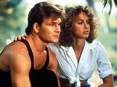 Jennifer Grey: I Remember Being in Patrick Swayzes Arms