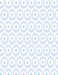 """12""""x12"""" Ikat-1 Blues Printed pattern vinyl sheet - adhesive backed - scrapbooking, hobby, cutter, crafts on Etsy, $3.99"""