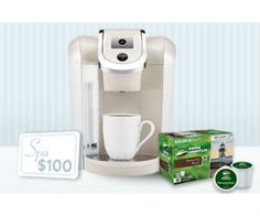 Win $25,000 and Weekly Prizes of a Keurig Brewer! - http://freebiefresh.com/win-25000-and-weekly-prizes-of-a-keurig-brewer/