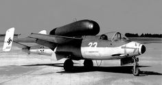 Heinkel He-162 Salamander, Luftwaffe. One of my favorite early jet fighters, fast but limited ammunition.