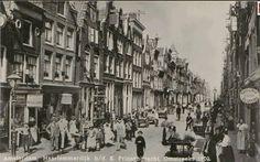 Haarlemmerdijk ca. Amsterdam Holland, New Amsterdam, Amsterdam Jordaan, Victorian Street, Victorian Era, City Landscape, Borneo, Old Pictures, 17th Century
