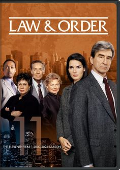 This set brings together every episode from the eleventh season of the hit procedural drama LAW & ORDER, a run of shows that included Diane Wiest, Sam Waterston, Angie Harmon, Jesse L. Martin, and S.