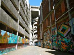 Graffiti Fight Club