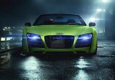 Audi R8 Prior by GoodieDesign.deviantart.com on @deviantART