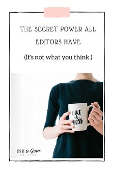 Why everyone needs an editor (even editors) // Writing tips, writing advice, writing support, editing, revising, developmental editing, hiring an editor, writing life.