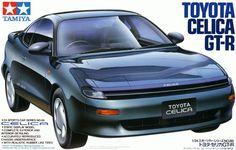 トヨタ セリカ GT-R/ TOYOTA CELICA GT-R (キットメーカー : タミヤ #TAMIYA)
