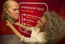 Madame Tussauds - Bing Images   Many of the original models made by Marie Tussaud of her great contemporaries, including Voltaire, Benjamin Franklin, Horatio Nelson, and Sir Walter Scott, are still preserved.