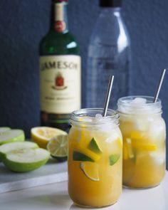 Forkæl dine gæster med de lækreste cocktails   Jameson & White Russian   Sundheds og livsstils blog