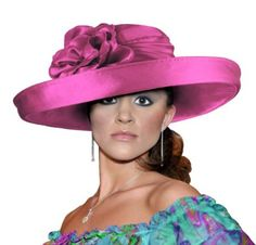 Kentucky Derby Year-round Hat from Mr. Song Millinery