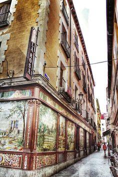 Calle de Álvarez Gato o Callejón del Gato - Foto: FC GONZALEZ: Google+