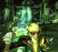 Bring your pet to raid night #selfie #Warcraft