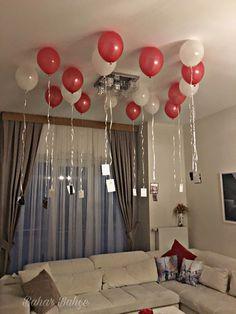 Salı günü eşimin doğum günüydü. Fakat, bir gün öncesine kadar ne kafamda, ne de uygulanmayı bekleyen herhangi bir planım yoktu. Son...
