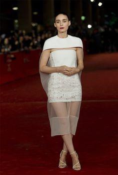 Italy Rome Film Festival Her Red Carpet Rooney Mara