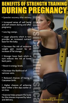 Why is important for pregnant women to exercise? #exercise #benefits