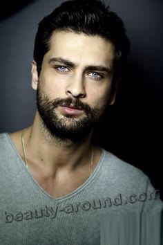 Top-25 Handsome Turkish Men
