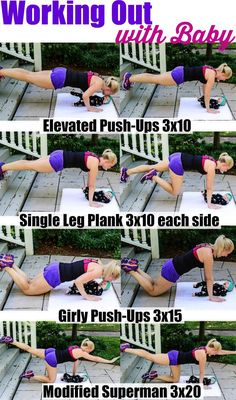 After Workout Snack, After Baby Workout, Post Baby Workout, Post Pregnancy Workout, Mommy Workout, Ab Workout At Home, At Home Workouts, Fall Pregnancy, Pregnancy Test