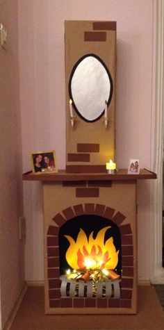 Fireplace / Mo-Na creations