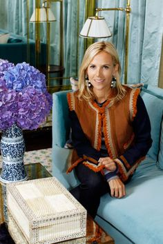11d269bcc3e0 Tory Burch to launch beauty line Fashion Merchandising