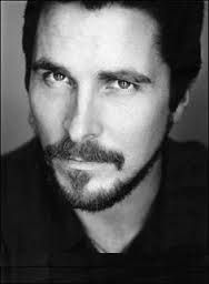 christian bale + black and white photography - Google Search