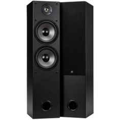 Hi-Fi Audio In Style for Home Entertainment Big Speakers, Tower Speakers, Wireless Speakers, Speaker Wall Mounts, Speaker Wire, Dayton Audio, Wireless Music System, Woofer Speaker, Power Tower