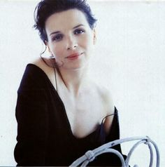 Juliette Binoche - so beautiful  ``VM Creation`` Atelier