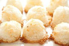 Find Coconut macaroons ( momofuku recipe) at www.urbita.com