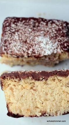 Leider geil: Bounty-Kuchen (Kokos-Schoko-Overkill) | Schokohimmel | Bloglovin'