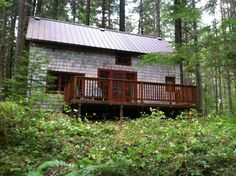 McKenzie River Cabin - Get $25 credit with Airbnb if you sign up with this link http://www.airbnb.com/c/groberts22