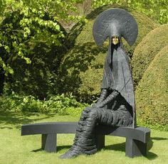 Philip Jackson Winner of National Peace Sculpture Competition, Manchester City Council, 1987 Elected Fellow Royal Society of British Sculptors Outdoor Sculpture, Sculpture Art, Garden Sculpture, Concrete Sculpture, Bronze Sculpture, Jackson, Vanitas, Drawn Art, Land Art