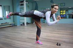 Выполняйте упражнения против целлюлита на ягодицах и бедрах регулярно, и уже через несколько недель ваше тело станет предметом восхищения!