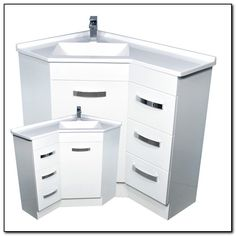 Whether Your House Turns Into A Serene Place Or A Pile Of Mess, All Of It  Will Depend On Your Corner Bathroom Vanity Units. You Would Possibly  Suppose That ...