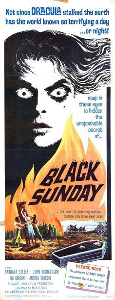 La Maschera del demonio (Black Sunday) (House of Fright) (Mask of the Demon)