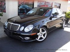 2009 Mercedes-Benz E-Class E350 4dr Sdn Sport  THIS CAR RUNS AND DRIVES LINE NEW !! VERY CLEAN INTERIOR , AWESOME PAINT !!  THE LEATHER IS LIKE NEW !! THIS CAR COMES LOADED WITH LOTS OF FEATURES , LIKE POWER SEATS , MEMORY SEATS , A SUNROOF, RADIO CONTROLS ON THE STEERING WHEELS ,  COME AND SEE IT DONT MISSOUT !!Riverside Premier Motors    247 W. La Cadena Dr  Riverside, CA 92501    Joe Rodriguez  Phone: 951-682-7770